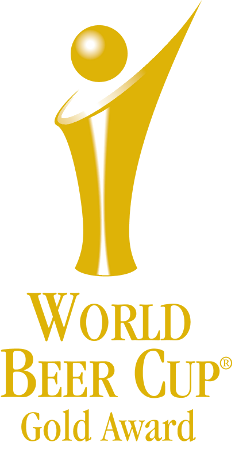 World Beer Cup - Gold Award